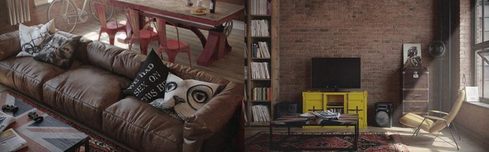 AP-apartamento-loft-industrial-criativo-ideias-decoracao-moveis-inspiracao-8-e-9